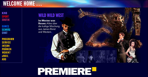 Screenshot: Wild Wild West